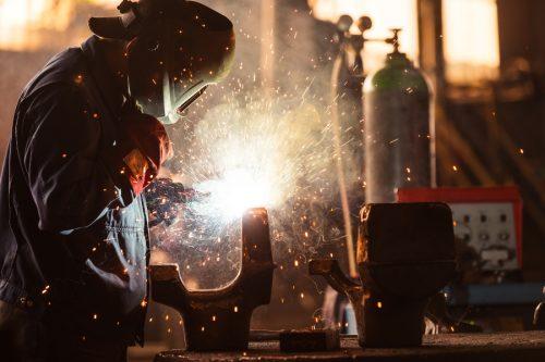 Cosmic Service GmbH - factory welding