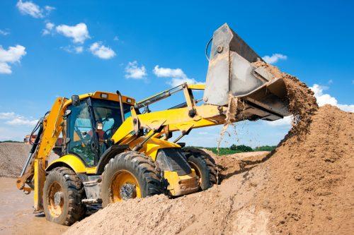 cosmic service gmbh - excavator