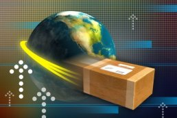 Cosmic Service GmbH - Fast package delivery around the world
