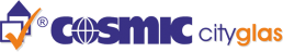 cosmic cityglas logo